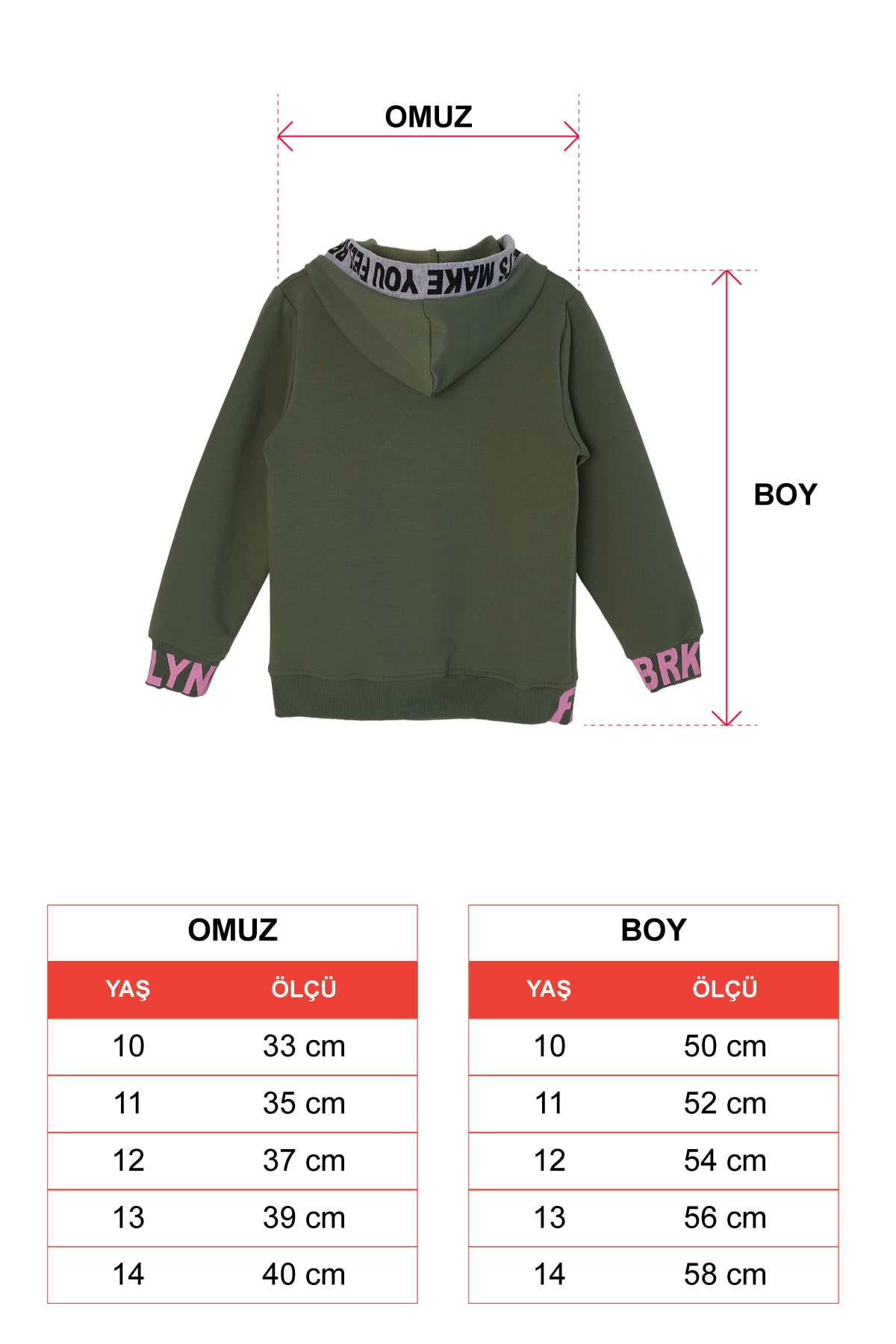 ZepKids AKZX13423HAK